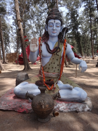 Lord Shiva's Idol