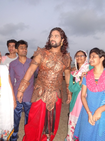 Arpit Ranka as Duryodhan