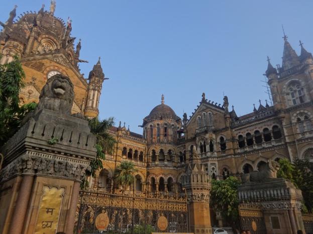 Chhatrapati Shivaji Terminus 2