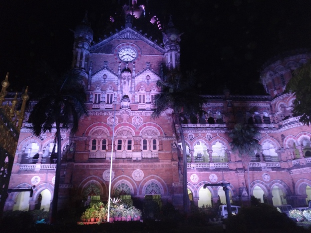 CST at Night