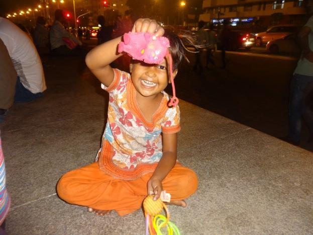 Jayeshree-  Smallest seller I have ever met