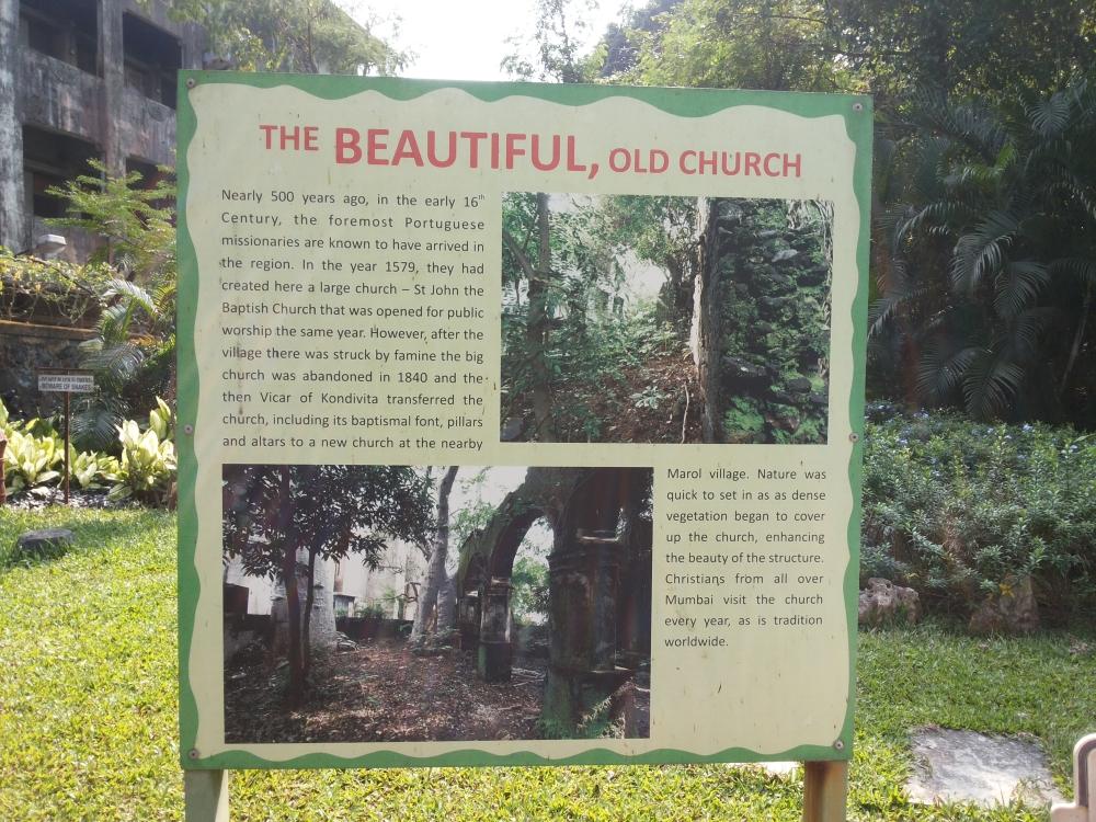 St. John's Baptist Church - 500 Years Old Church (1/6)