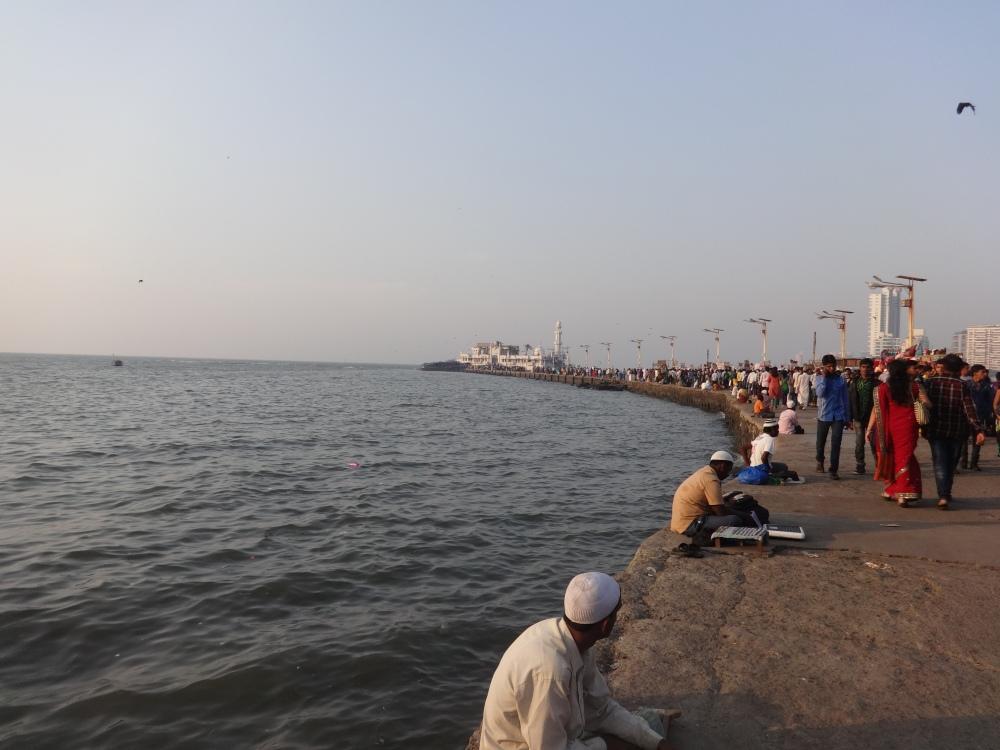 Haji Ali Dargah - A Mosque of Faith (5/6)