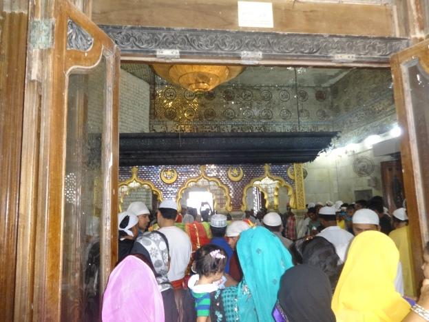 Tomb of Haji Ali