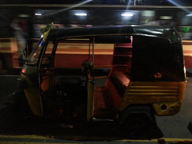 Chennai auto rickshaw
