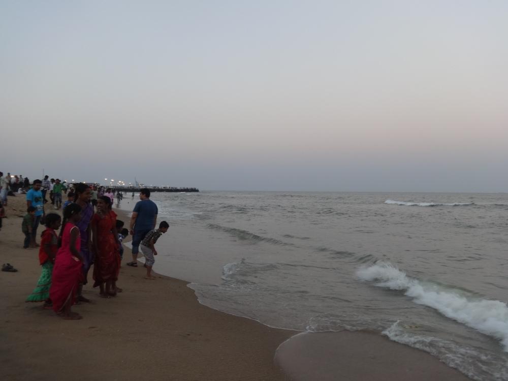 Marina Beach, Chennai (2/6)