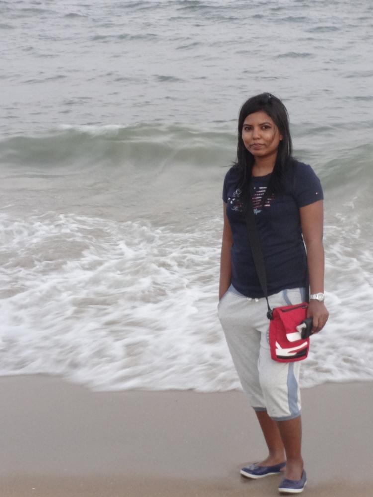 Marina Beach, Chennai (1/6)