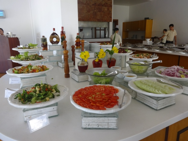 Lunch is ready, come and get it