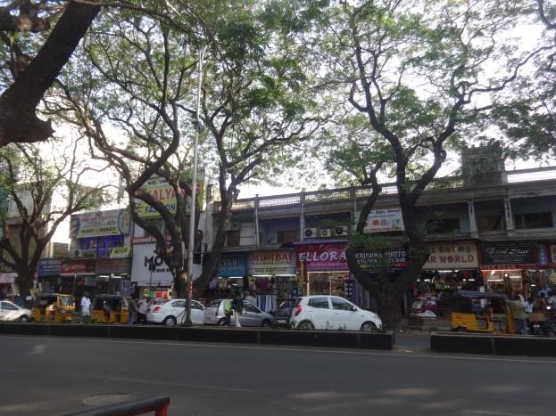 Pondy Bazaar