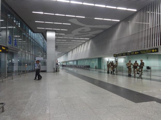Kolkata airport/Netaji Subhas Chandra Bose International Airport