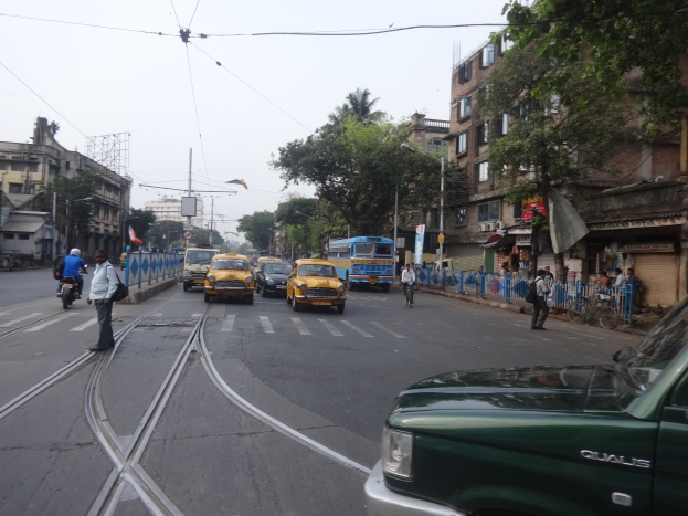 Streets of Kolkata