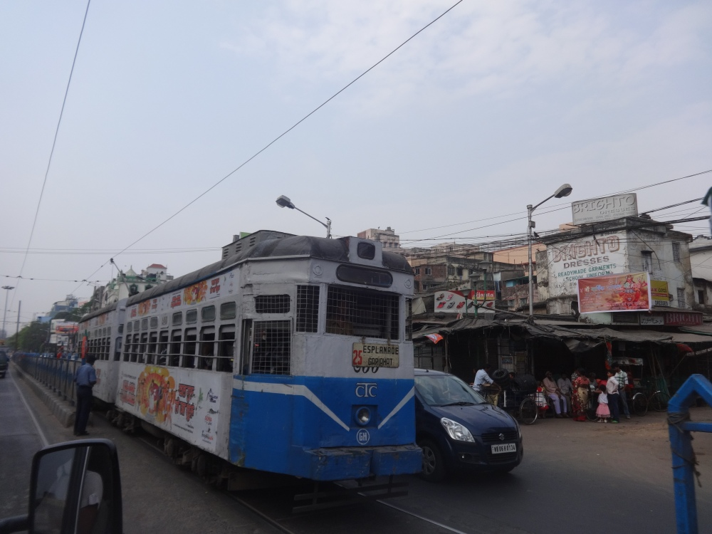 Kolkata, City of Joy (3/6)