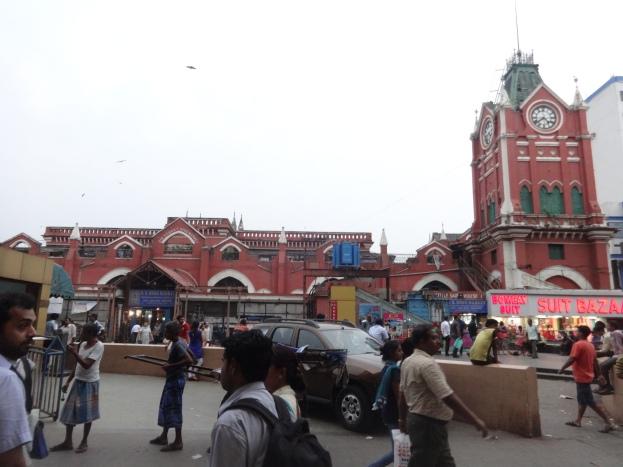 Local bazaar