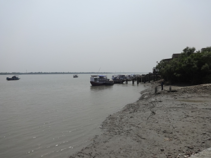 Boat jetty