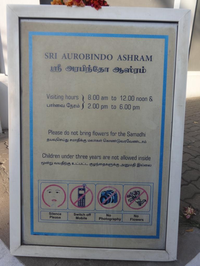 Sri Aurobindo Ashram Borad