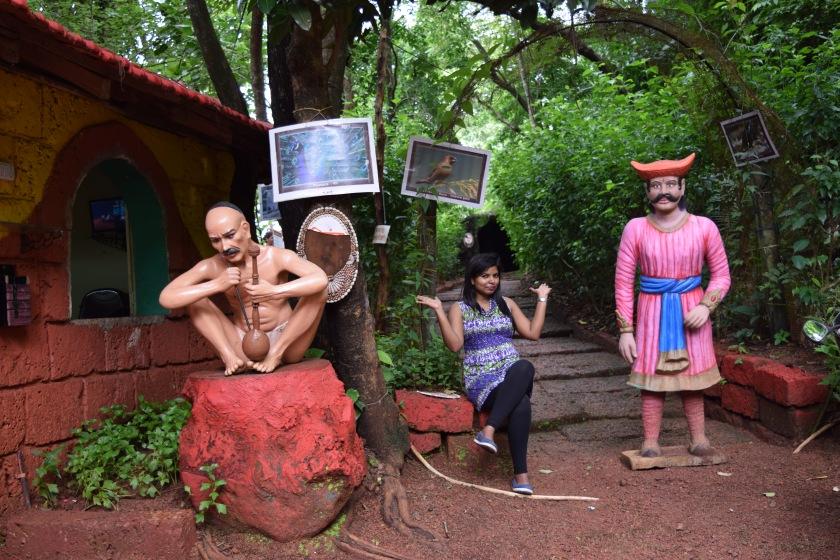 Some funtime in Ganpatipule