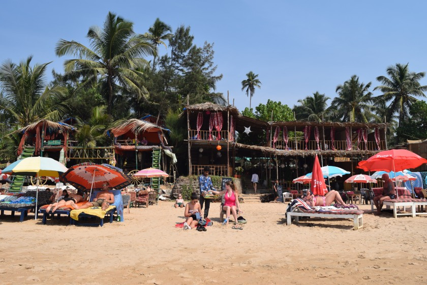 Tantra Beach Shacks