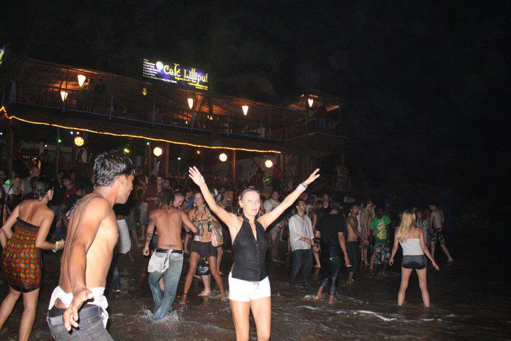 Open Beach Party