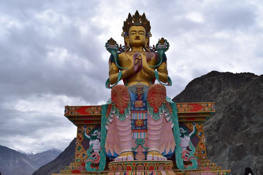 Buddha Statue, Diskit